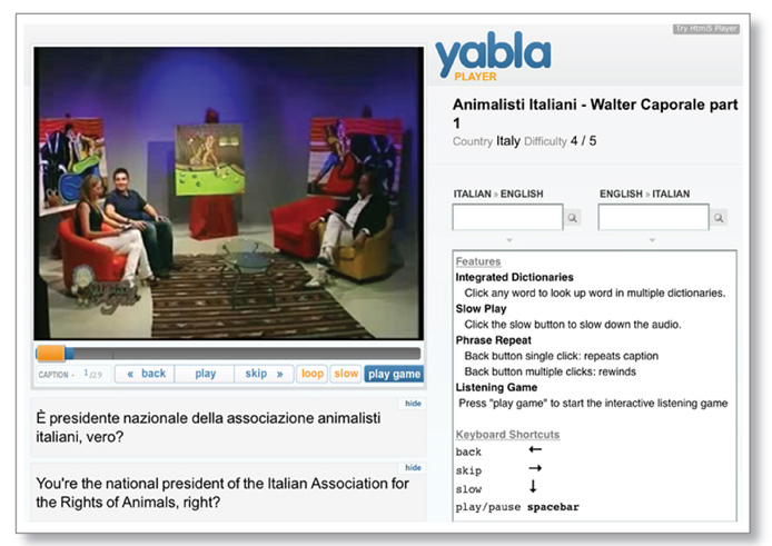 yabla-learn-italian-online-authentic-videos-tv-programs