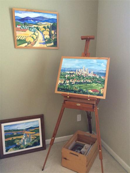 kelly-medford-melissa-muldoon-rome-art-painting-italian-language-program-scudit