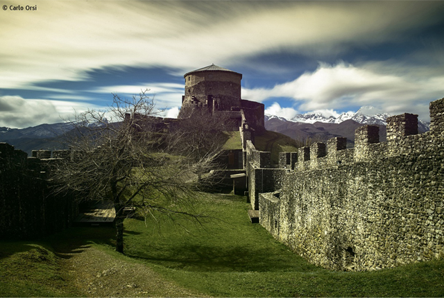 Italian Podcast: La Fortezza delle Verrucole - Medieval ...