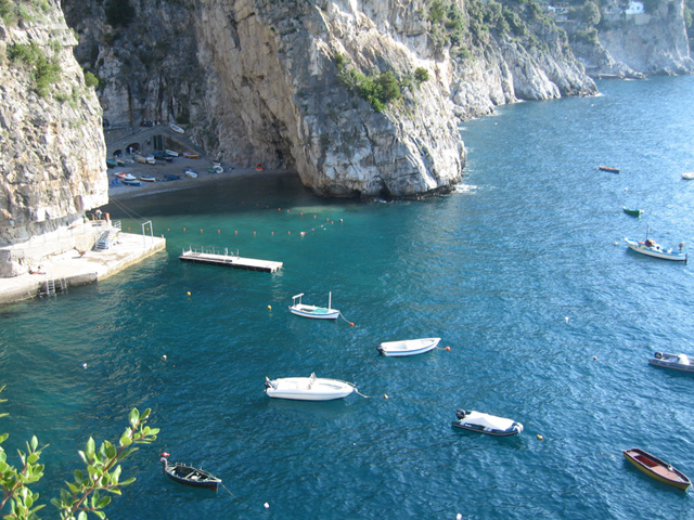 homestay-italian-language-vacation-Amalfi-Antonella-Francesco