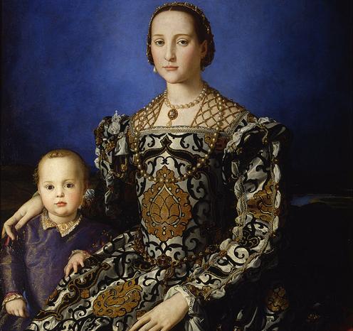 Eleonora de' Medici e il suo vestito favoloso / Eleonora's fabulous dress