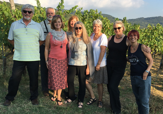 Italian Immersion Tuscany Italy