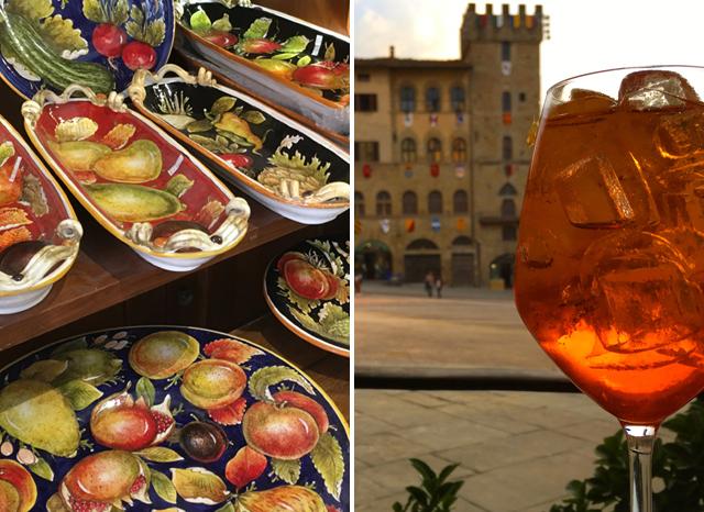 Learn Italian Arezzo Italy
