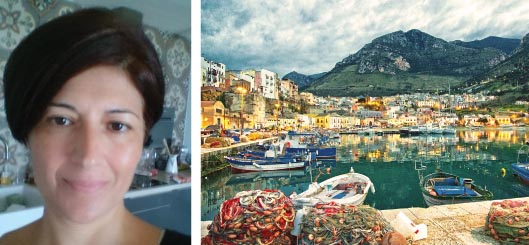 homestay-language-vacation-sicilia-palermo-rosaria-ballerinoa