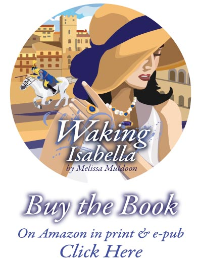 waking-isabella-novel-italy-arezzo-medici-melissa-muldoon