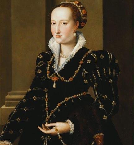 cerreto-guidi-isabella-medici-Renaissance-princess-murdered