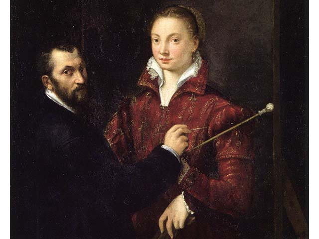 sofonisba-anguissola-novel-italy-Michelangelo-Vasari-female-artist