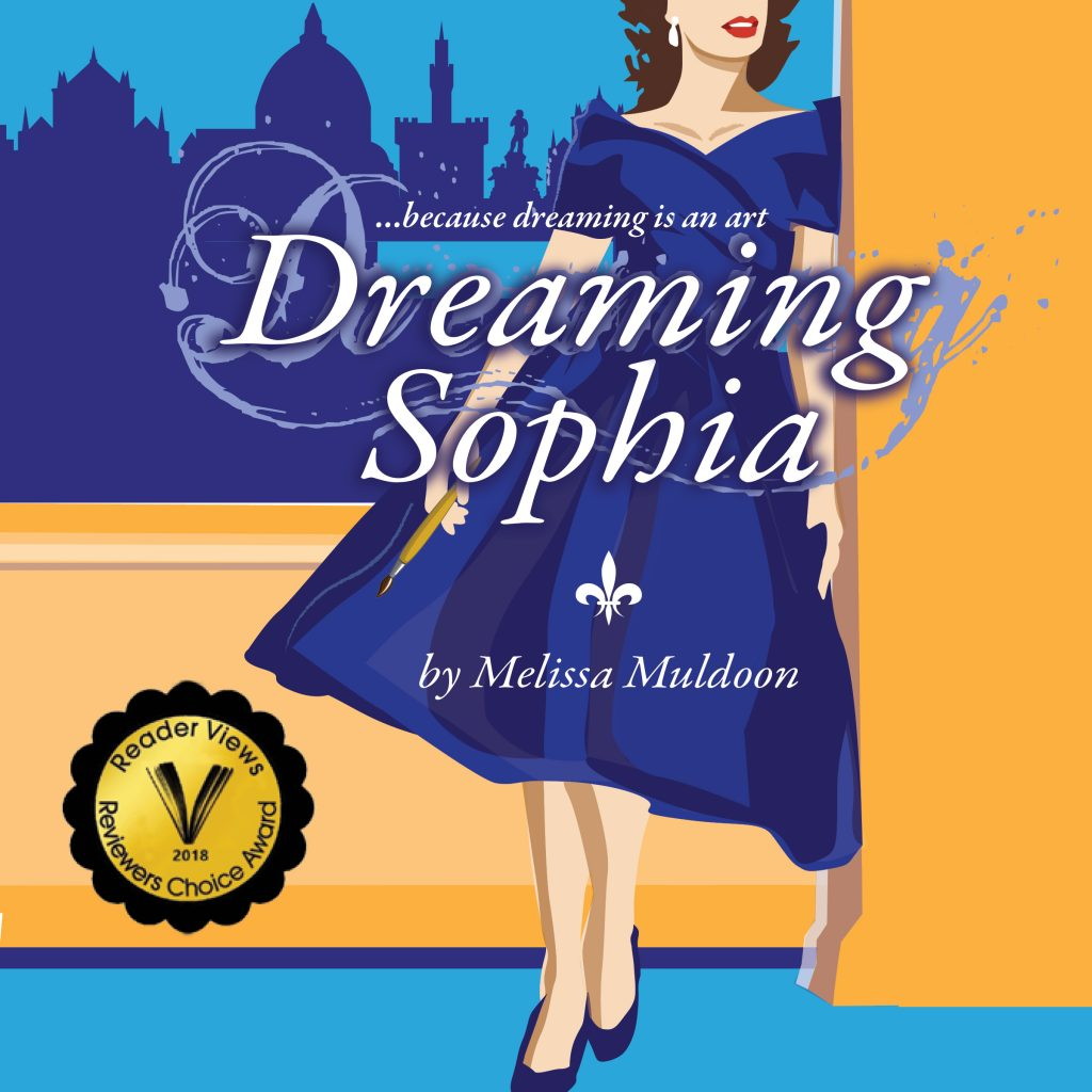 Dreaming-Sophia-Audiobook-Giveaway-Florence-novels-Italy