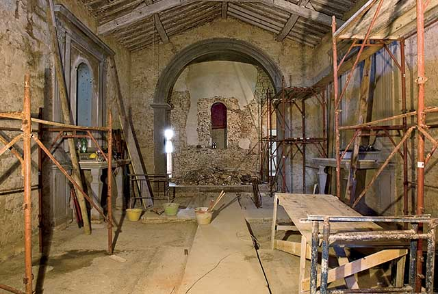Kyle-Ball-Altared-Tale-Renovating-Medieval-Church-Italy-Tuscany-Greve-Chianti